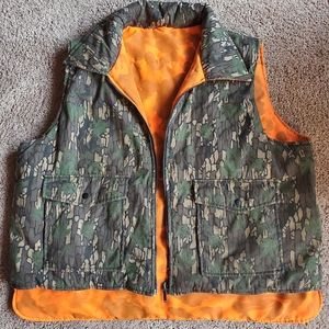 Winchester Conceal Mens Reversible Hunting  Vest